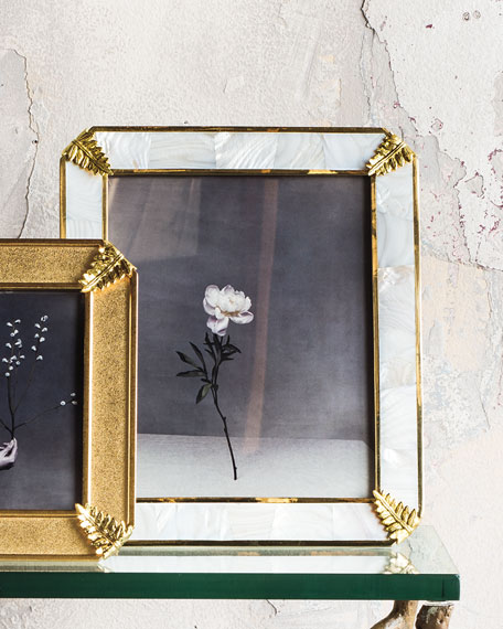 michael aram enchanted garden luxe 8 x 10 frame - Michael Aram Picture Frames