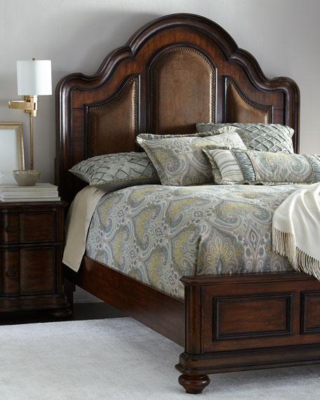 Jenner King Bed