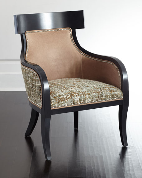 Calais Tweed Chair