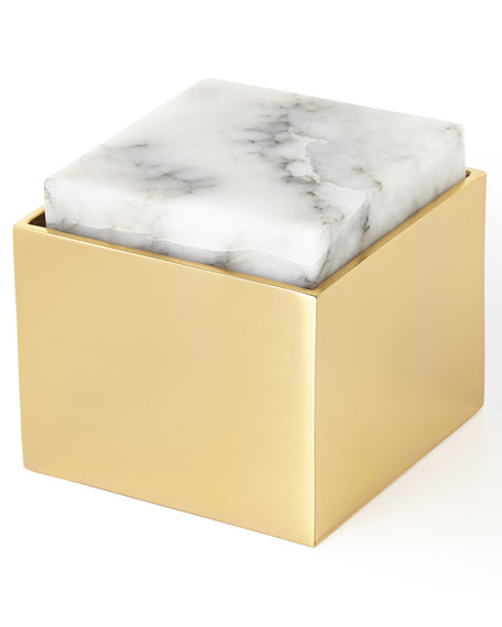 ANNA New York Scatola Small Metal Box