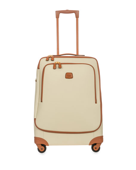"Firenze Cream 26"" Light Spinner Luggage"