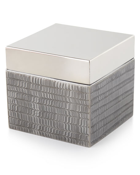 Kassatex Delano Cotton Box