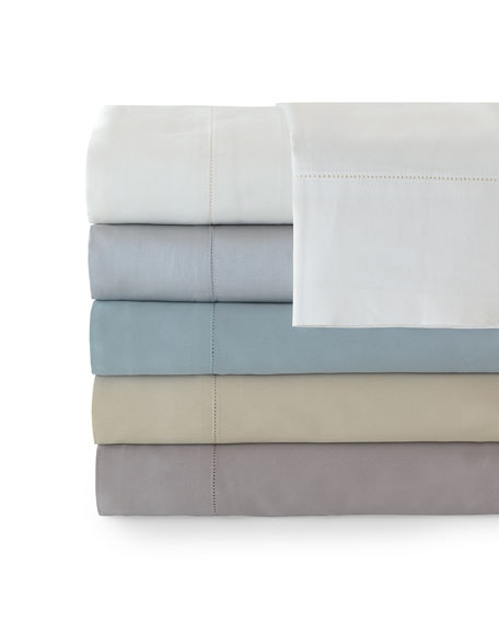 Queen Renata 300 Thread Count Flat Sheet