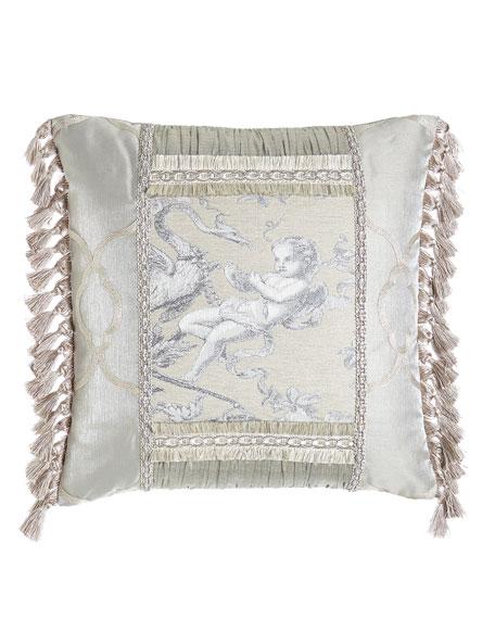 Gabriella Pieced Pillow, 18