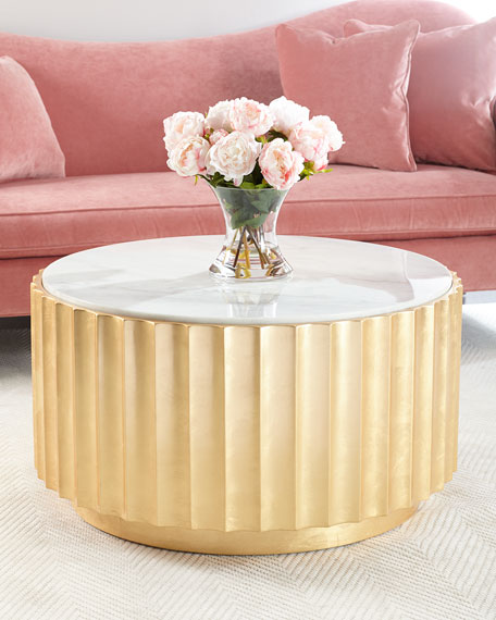 Quick Look. prodSelect checkbox. Cosmo Marble Coffee Table - Coffee Table Horchow.com