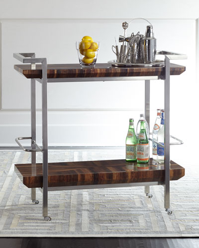 Bobby Jack Bar Cart