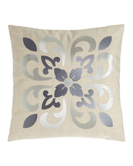 ANALI Moroccan Tile Pillow, 16