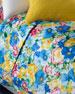 Full 300TC Ashlyn Floral Flat Sheet
