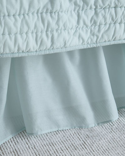 Twin Voile Dust Skirt