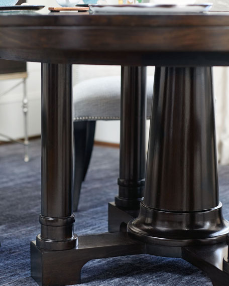 Reeves Pedestal Dining Table