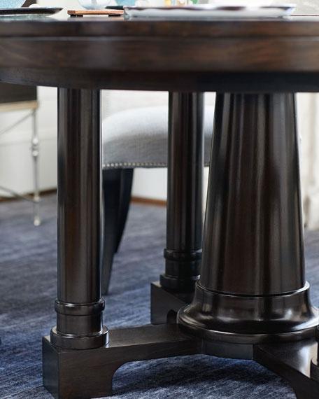 Reeves Pedestal Dining Table