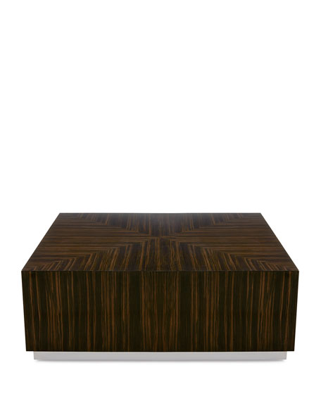 Bernhardt Larkwood Square Coffee Table