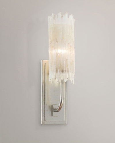 Selenite Single Wall Sconce