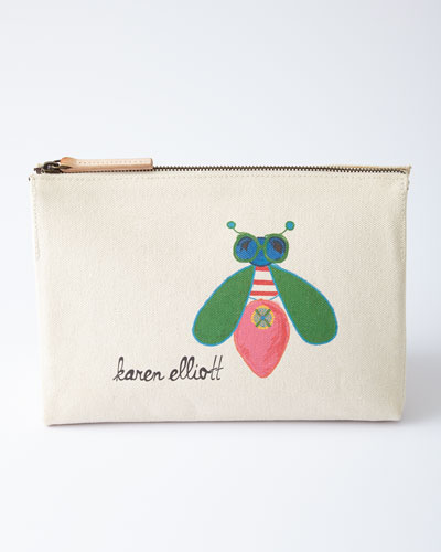 Amelia Large Cosmetic Bag