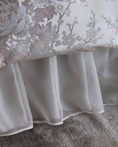 King Geisha Silk Dust Skirt