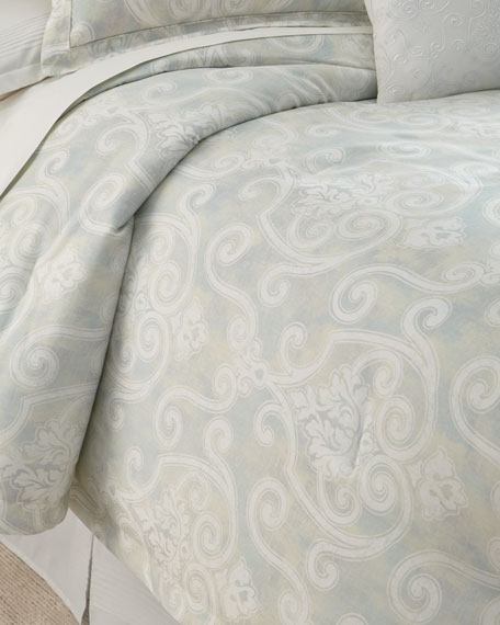 King Lara 3-Piece Duvet Cover Set