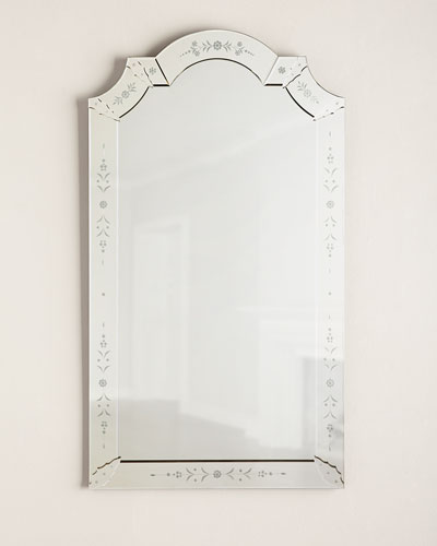Mabel Venetian-Style Wall Mirror