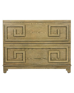 Raymond Oak Chest