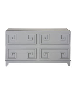 Wesley Gray 4-Drawer Dresser