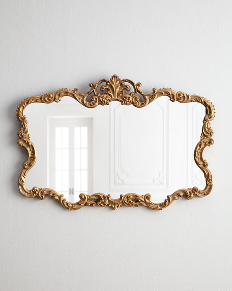 tatiana horizontal mirror - Design Wall Mirrors