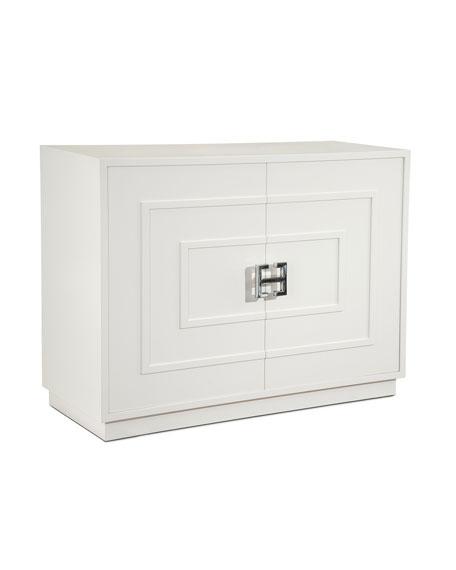 Lacole Alabaster Cabinet