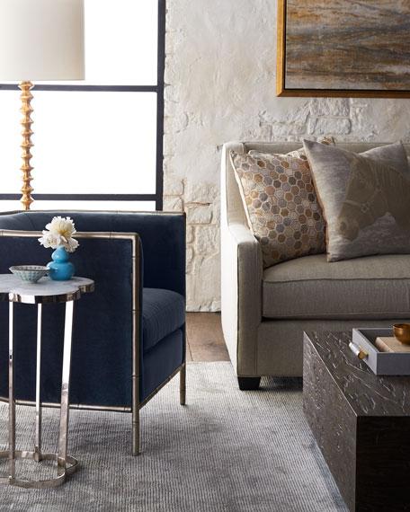 Regina Andrew Design Chrissy Clover Side Table