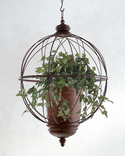 Indoor/Outdoor Hanging Planter