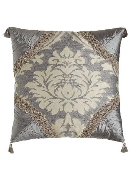 Geordi Pieced Pillow, 20