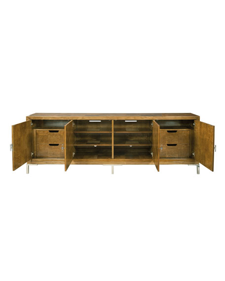Willow Bend Burl Console