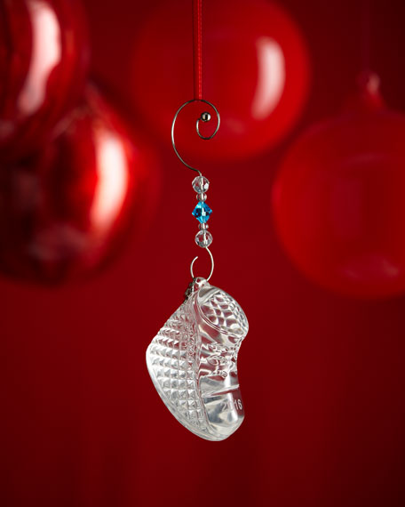 Waterford Crystal Baby S First Christmas Ornament