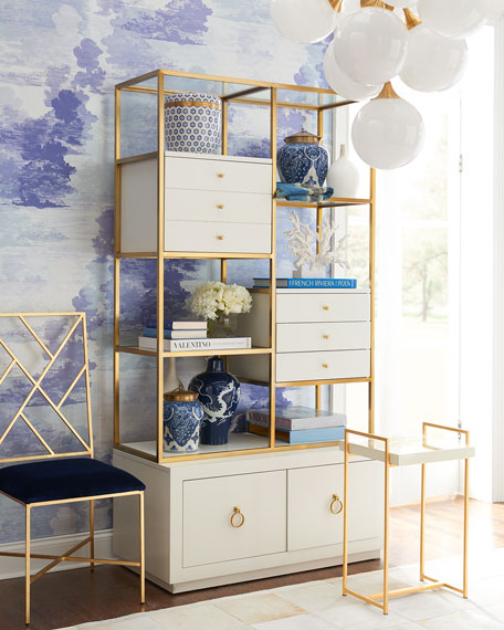 Swan Room Divider. Cynthia Rowley for Hooker Furniture Swan Room Divider
