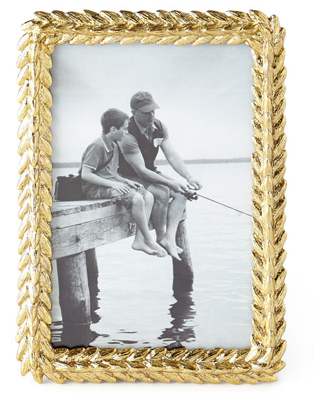 """Wheat 4"""" x 6"""" Picture Frame"""