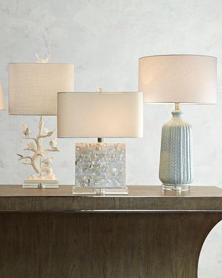 Corwyn Textured Lamp