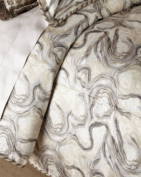 King Driftwood Duvet Cover