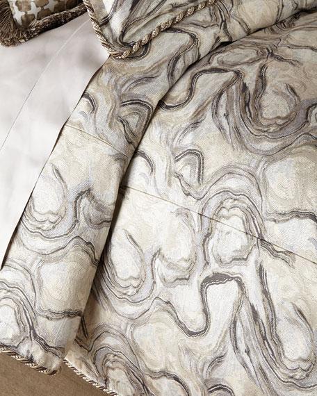 Queen Driftwood Duvet Cover