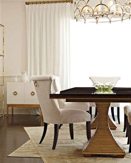 Paltrow Double Pedestal Table