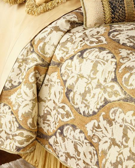 Queen Andromeda Duvet Cover