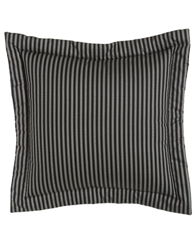 European French Toile Striped Sham