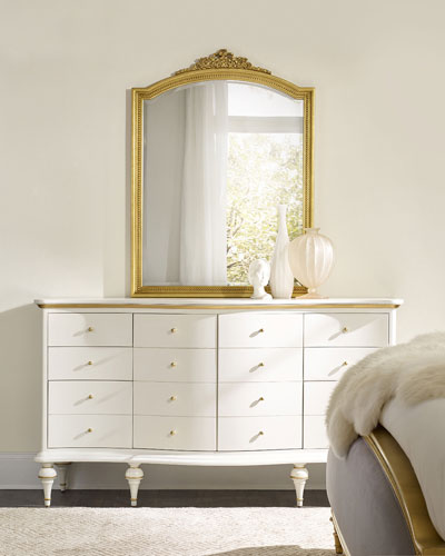 Mystique Eight-Drawer Dresser