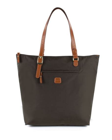 Olive X-Bag Large Sportina Shopper