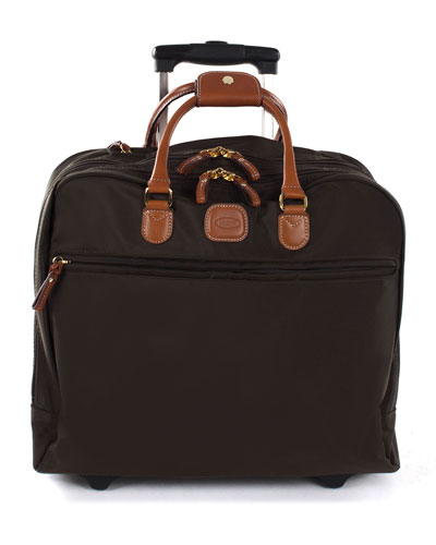 Black X-Travel Pilotcase