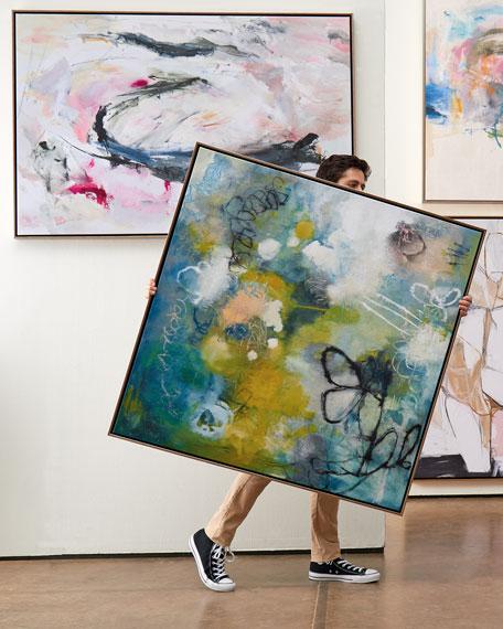 """Wanderer"" Giclee on Canvas Wall Art"