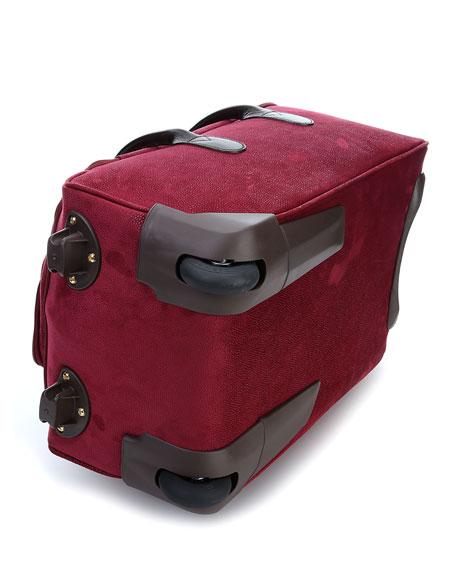Life Garnet Carry-On Rolling Duffel Luggage