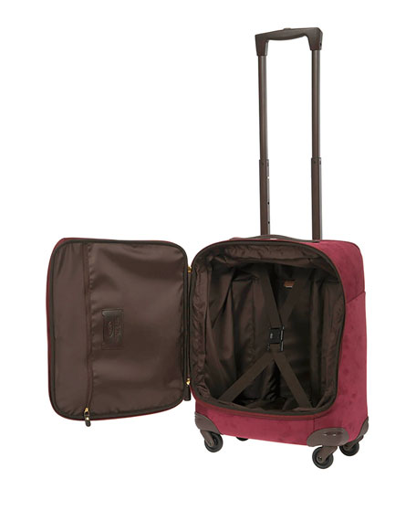 "Life Garnet 21"" Carry-On Spinner Luggage"