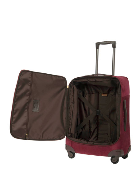 "Life Garnet 26"" Spinner Luggage"