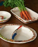 Forest Walk Divided Serving Bowl