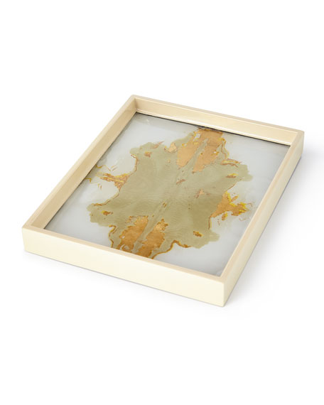 Ink Blot Vanity Tray