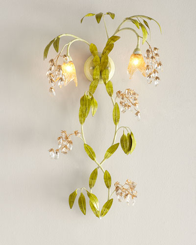 Huarco 2-Light Wall Sconce