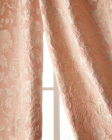 "Each 84""L Primrose Curtain"