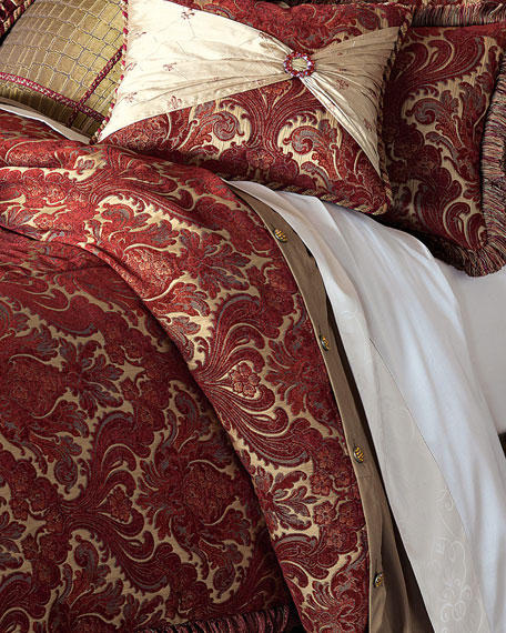 Queen Barrington Duvet Cover